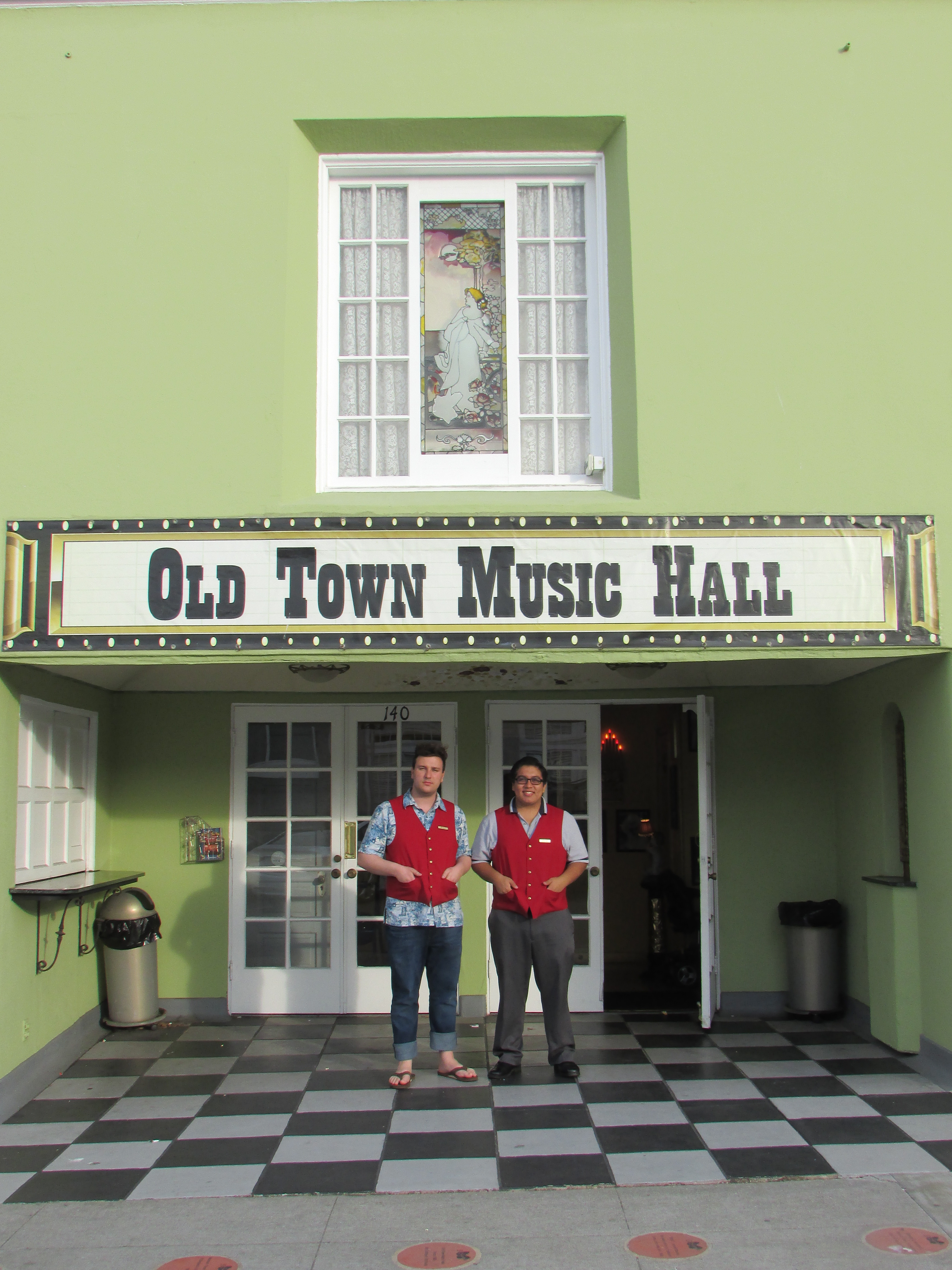 old town music hall  u2013 welcome to arthur verge u0026 39 s website